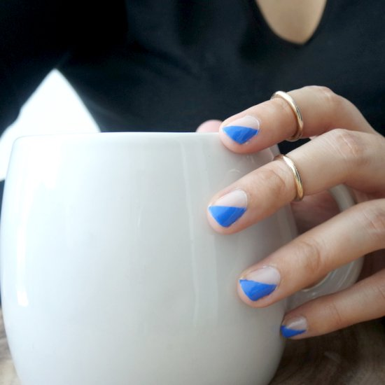 Minimal Nail Art Gallery Stylegawker