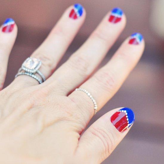 Nail Art Tutorial Gallery Stylegawker