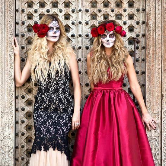 Day Of The Dead Halloween Costume Stylegawker