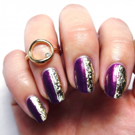Nail art gallery stylegawker email plum thing magical prinsesfo Images