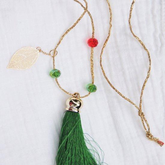 Easy Diy Tassel Necklace Stylegawker